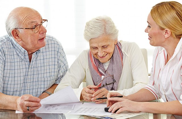 Unsecured Bridge Loan to Help with a Transition to a Senior Community